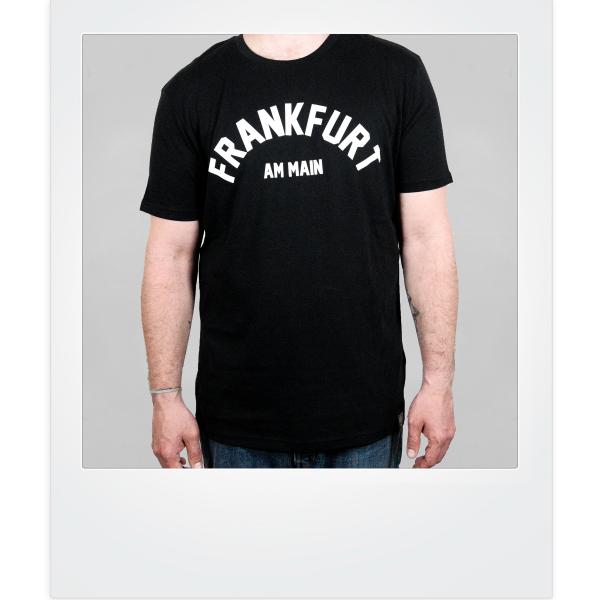 Frankfurt am Main-Classic-Shirt schwarz
