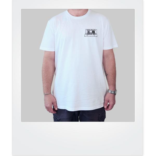 Moses Pelham NOSTALGIE TAPE-Shirt