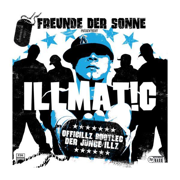 Illmat!c - OfficILLZ Bootleg - der junge Illz (CD)