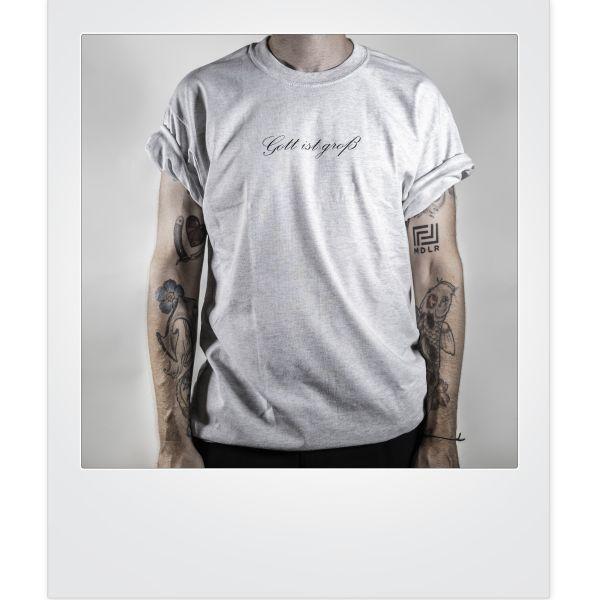 GLASHAUS-Gott ist groß-Shirt