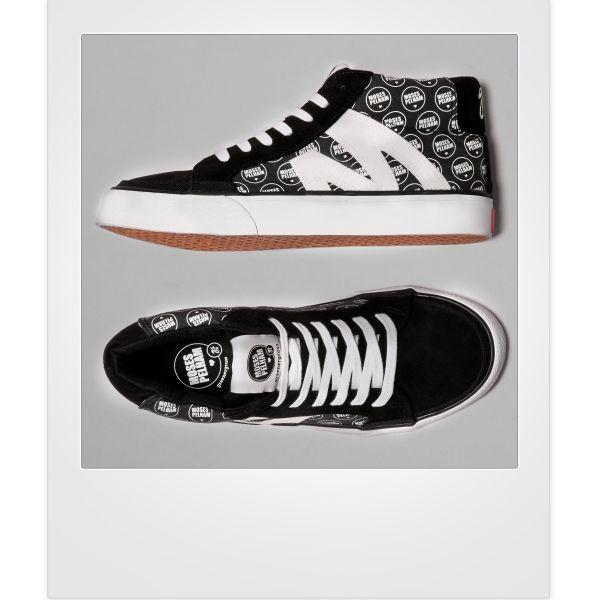 Moses Pelham X greenergrass-Schuh (limitiert)