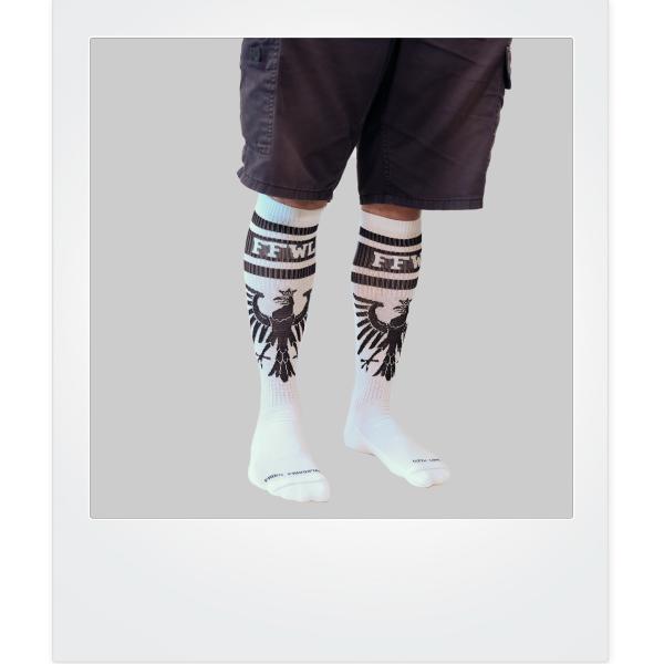 FFWL X Spirit of 76 Socks (Hi)