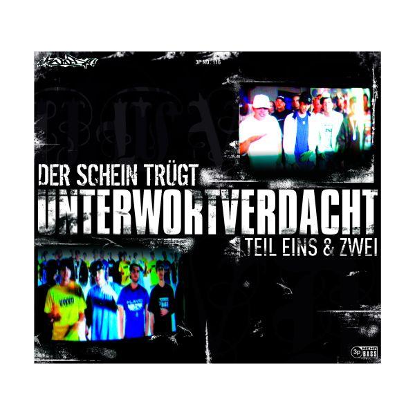 UnterWortverdacht - Der Schein trügt Teil 1 & 2 (Single-CD)