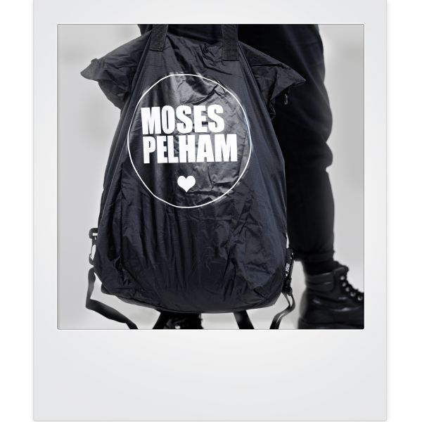 Moses Pelham x Jost Herz-X-Change Bag (3 in 1)