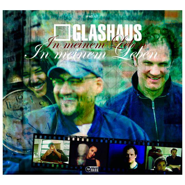 GLASHAUS - In meinem Leben (Single-CD)