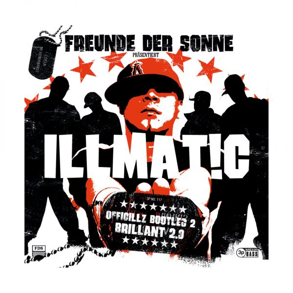 Illmat!c - OfficILLZ Bootleg 2 – Brillant 2.0 (CD)