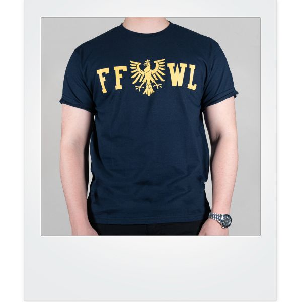 From Frankfurt with Love-FFWL-Shirt
