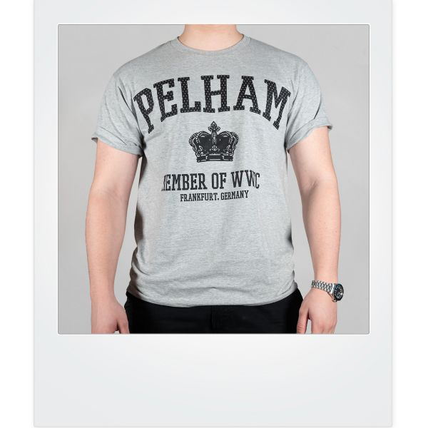 Moses Pelham-Crown-Shirt