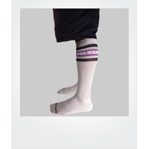 Moses Pelham X Spirit of 76 Socks (Hi)