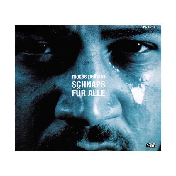 Moses Pelham - Schnaps für alle (Vinyl-Single)