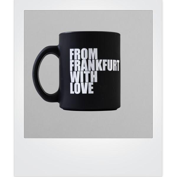 Frankfurt-Kaffeetasse