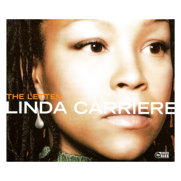 Linda Carriere - The letter (Vinyl-Single)