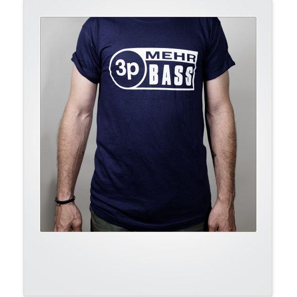 3p Mehr Bass-Shirt