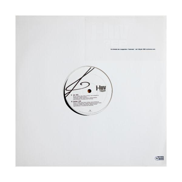 J-Luv - ? EP (Vinyl-EP)