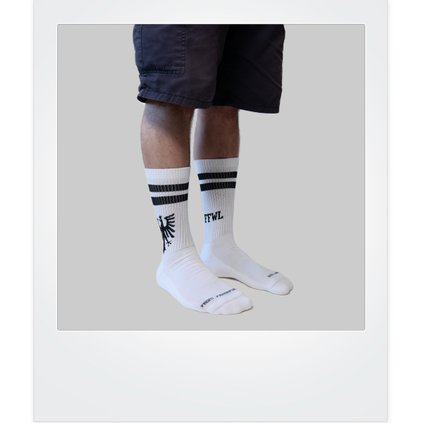 FFWL X Spirit of 76 Socks (Lo)