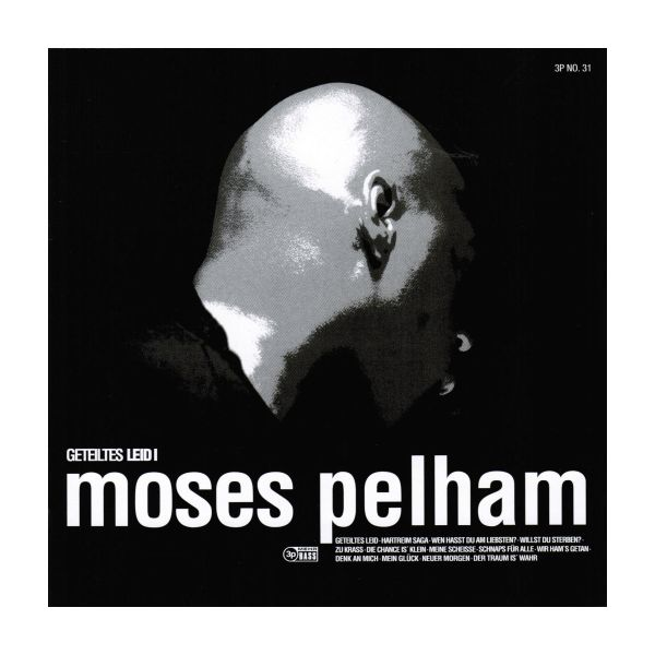 Moses Pelham - Geteiltes Leid I (CD)