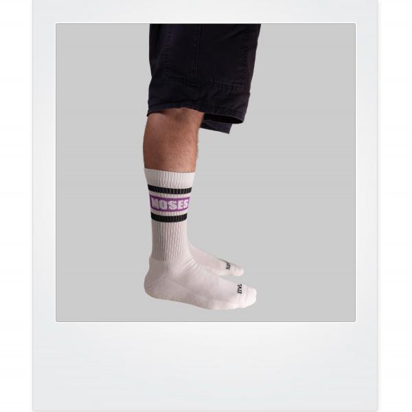 Moses Pelham X Spirit of 76 Socks (Lo)